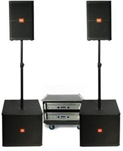 Upgraded Sound System
