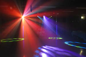 Intelligent Lighting for your Private Party