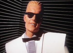 80s Theme Party | Max Headroom