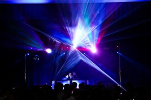Houston DJ   Houston Intelligent Lights